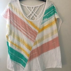 White Lane Bryant top size 18/20